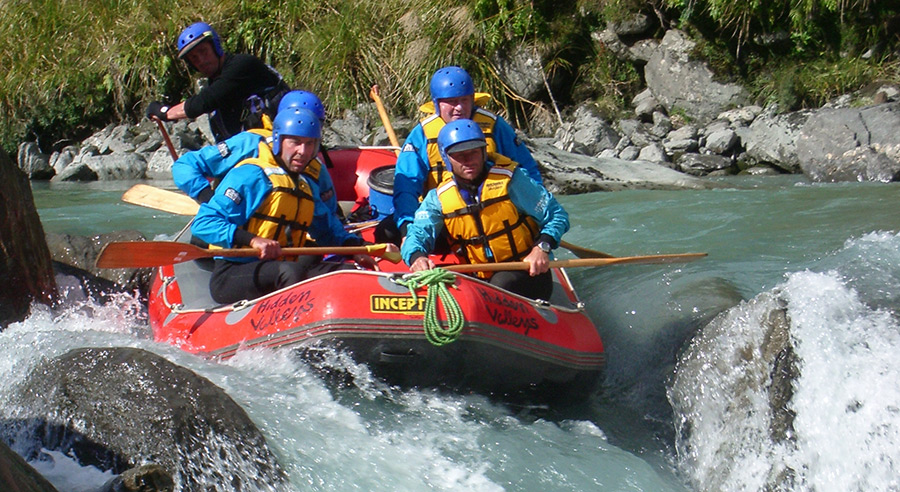 Multi-Day Rafting Tours & Hiking Trips