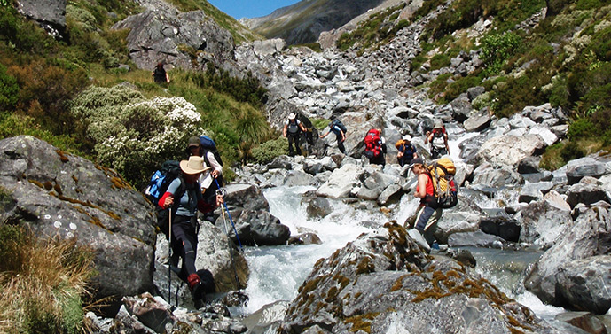 Alpine Hiking Tours